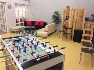 Sofa-Bereich